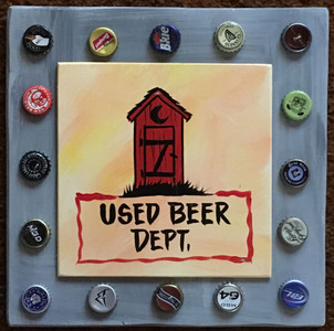 OUTHOUSE - USED BEER DEPARTMNT (2612)