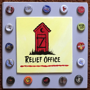 OUTHOUSE  - RELIEF OFFICE - # 2628
