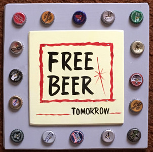 FREE BEER - TOMORROW -  #2631