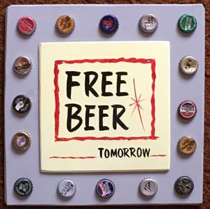 FREE BEER - TOMORROW -  #2631