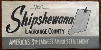 SHIPSHEWANA INDIANA - LAGRANGE COUNTY - AMISH COUNTRY