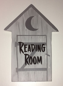 GREY OUTHOUSE - READING ROOM