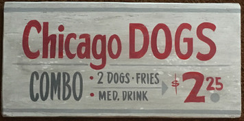 Chicago Hot Dogs Combo - $2.25