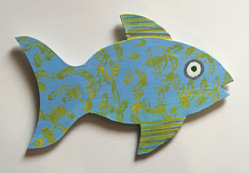 Another CREATIVE FISH - #19 by Steve Knight