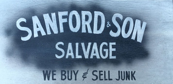 SANFORD and SON - SALVAGE - TV Show