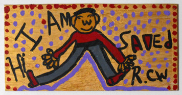 I Am Saved by Ruby C. Williams - Smithsonian Artist