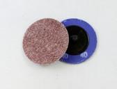 "2"" x 24 Grit Roloc Sanding Disc A/O"