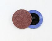 "2"" x 60 Grit Roloc Sanding Disc A/O"