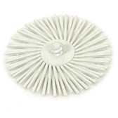 "3"" x 120 Grit (white) 3M Radial Bristle Wheel"