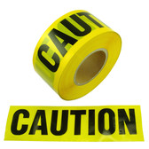 "Caution Tape 3"" x 1000 ft"