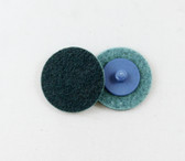 "2"" x Fine (blue/green) Surface Prep Disc MADE IN USA"