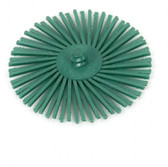 "3"" x 50 Grit (green) 3M Radial Bristle Wheel"
