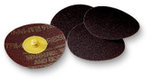 "3"" x 80 Grit Roloc Sanding Disc A/O 3M 361"