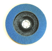 "7"" x 120 Grit x 7/8"" Type 29 Flap Disc"