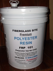 6 or more Premium Polyester Resin 5g  CALL FOR SPECIAL PRICING AND SHIPPING