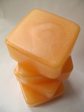Sweet Cheeks Luxury Glycerin Soap - Apricot, Vanilla, Amber, Freesia... Original Formula