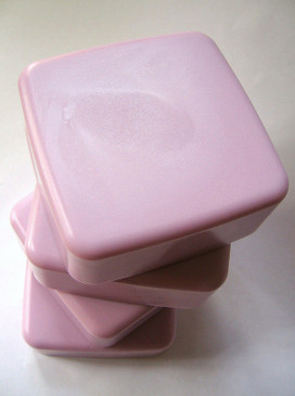 Candy Floss Luxury Glycerin Soap - Blackberry, Marshmallow, Vanilla Taffy... Limited Edition