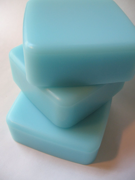 Sky Blue Sky Luxury Glycerin Soap - Cold Spring Water, Honeysuckle, Magnolia... FINAL BATCH