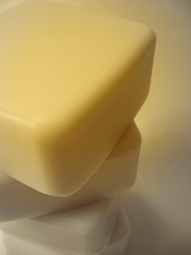 Lemony Biscuit Luxury Glycerin Soap - Lemon Cream Cookies, Lemon Thyme, Nutmeg.. Limited Edition