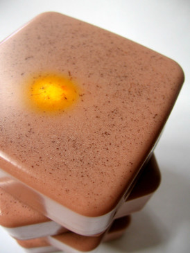 Creme Egg Luxury Glycerin Soap - Milk Chocolate, Cocoa, Sugary Fondant, Buttercream... Spring Limited Edition
