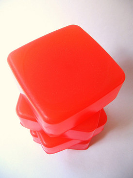 Orange Crush Luxury Glycerin Soap - Yuzu, Ginger, Citrus... Limited Edition