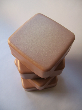 The Immaculate Confection Luxury Glycerin Soap... Chocolate, Caramel, Honeycomb, Marshmallow... Limited Edition