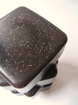 Waking the Witch Luxury Glycerin Soap - Sticky Resins, Smoke, Dried Apple, Blackened Flowers... Midwinter Limited Edition