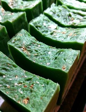 Last Rite Hot Process Beer Soap - Cypress, Cedar, Amber, Bergamot, Honeycomb... Coconut-Free Formula, Limited Edition