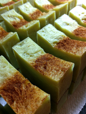 Michelada Hot Process Soap - Sour Lemon, Lime, Green Tomato, Hot Peppers... Coconut-Free Formula, Limited Edition