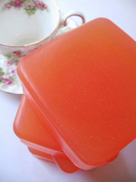 Afternoons + Eiderdowns Luxury Glycerin Soap - Clementine, White Tea, Honey, Lavender...