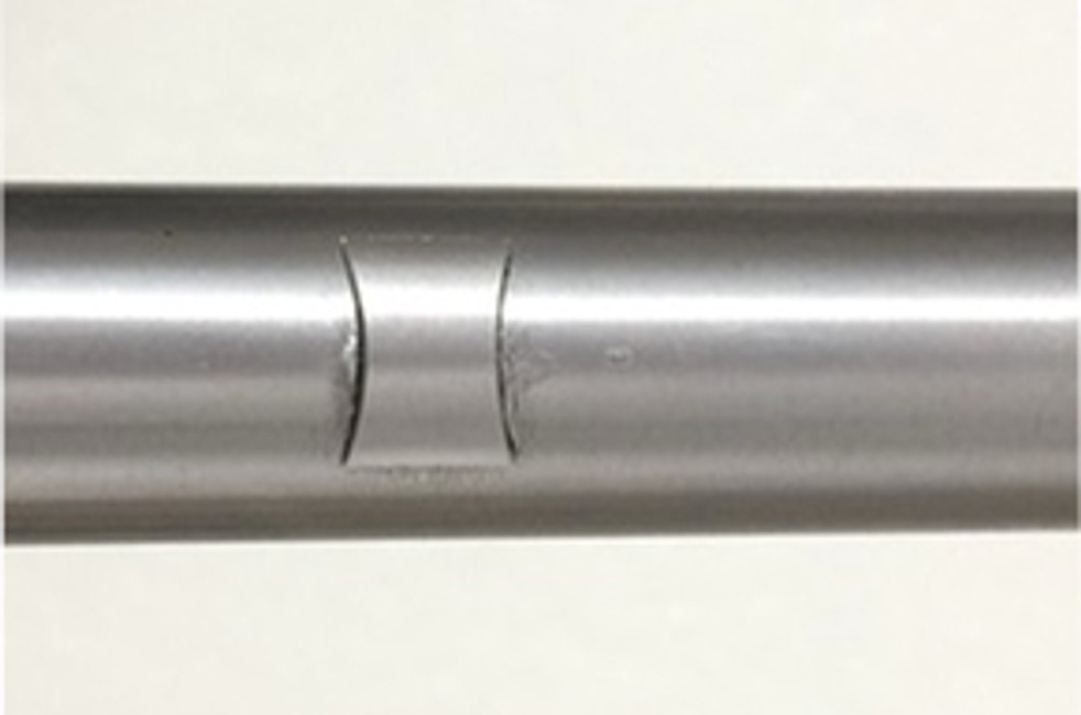 Rifle Sight Slot Blank Filling 3/8 Dovetail Blued Steel or Stainless Steel