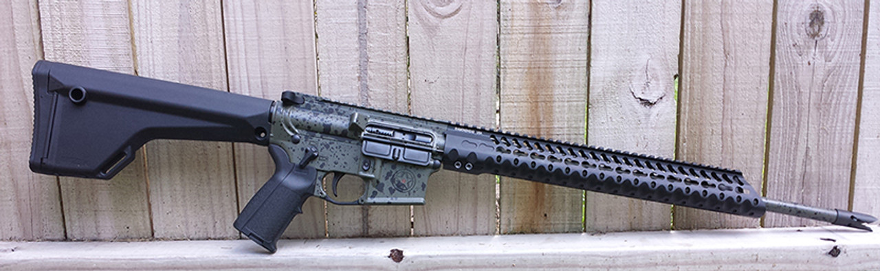 Hand-built 6.5mm Grendel AR-15 Rifle