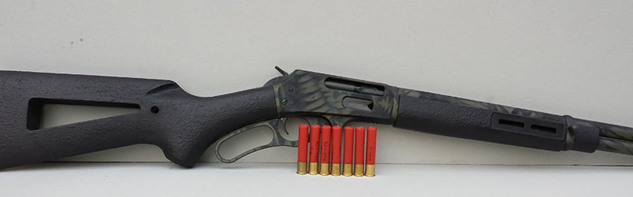 Marlin .410 Shotgun. Marlin 444 Full-Length Mag Tubes. M-LOK Forend Panels.