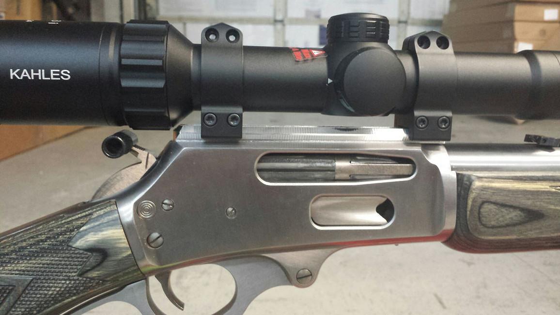 New! Marlin Firearms Low Profile Scope Mount Rails