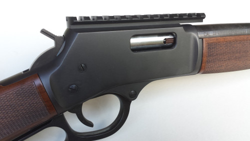"""NEWS: Henry Repeating Arms - 3/8"""" Dovetail Sights, Backup Sights, Scope Mounts, Levers"""