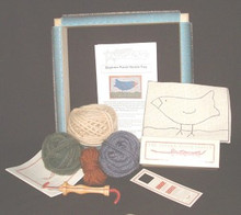 Oxford Punch Needle Beginner Kit- Primitive Bird
