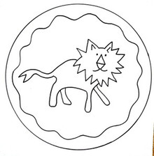 Noah's Lion