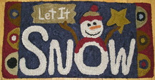 Let it Snow-man