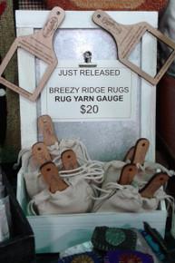 Breezy Ridge Rugs Rug Yarn Gauge