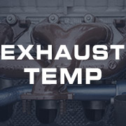 Exhaust Gas Temperature EGT Gauges