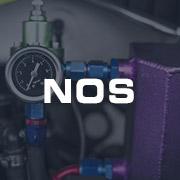 Nitrous Pressure NOS Gauges