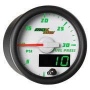 White MaxTow Diesel Gauge Series
