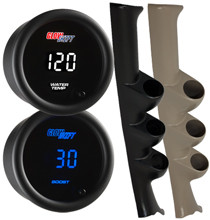 2000-2005 Dodge Neon & SRT-4 Custom Digital Gauge Package Gallery