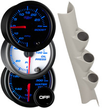 2010-2016 Dodge Ram Cummins Custom 7 Color Gauge Package