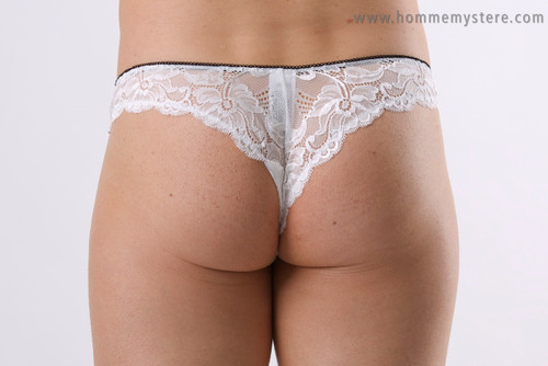 Frill G-String Thong for Men