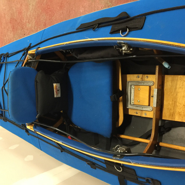 "15' 9"" Long Haul Mark 1 Classic Folding Kayak"