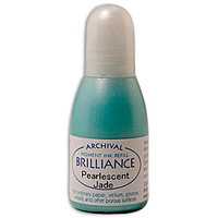 Brilliance Re-Inker - Pearlescent Jade