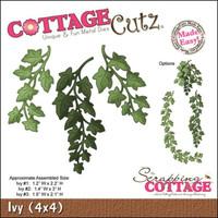CottageCutz Die - Ivy Made Easy