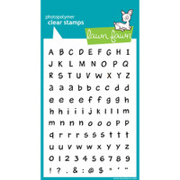 Lawn Fawn Stamps - Harold''s ABCs