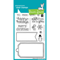 Lawn Fawn Stamps - Winter Gifts